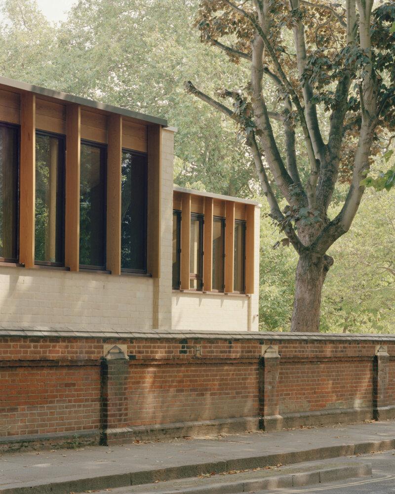 Sands End Community Centre, London