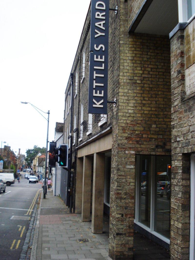 Kettle's Yard, Cambridge