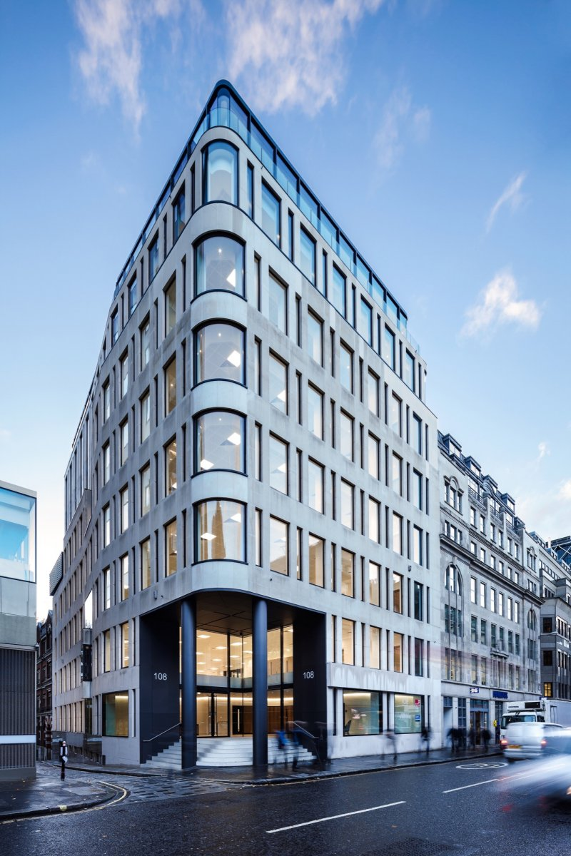 108 Cannon Street, London