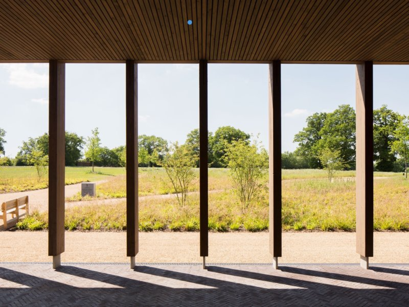 Bushey Cemetery and Prayer Halls Stirling Prize Feature