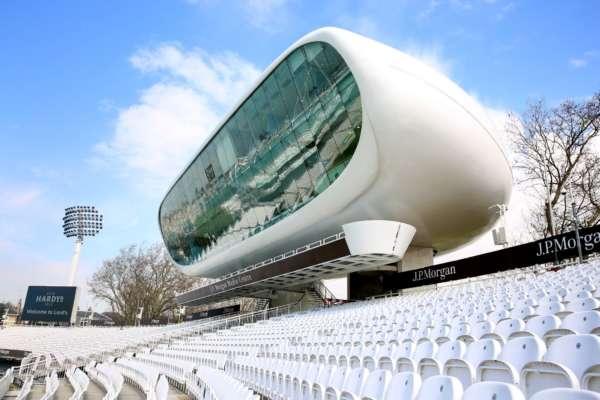 Lord's Media Centre: When Cricket Met BIM