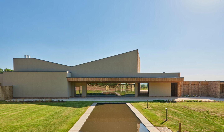 Lea Fields Crematorium, Lincolnshire