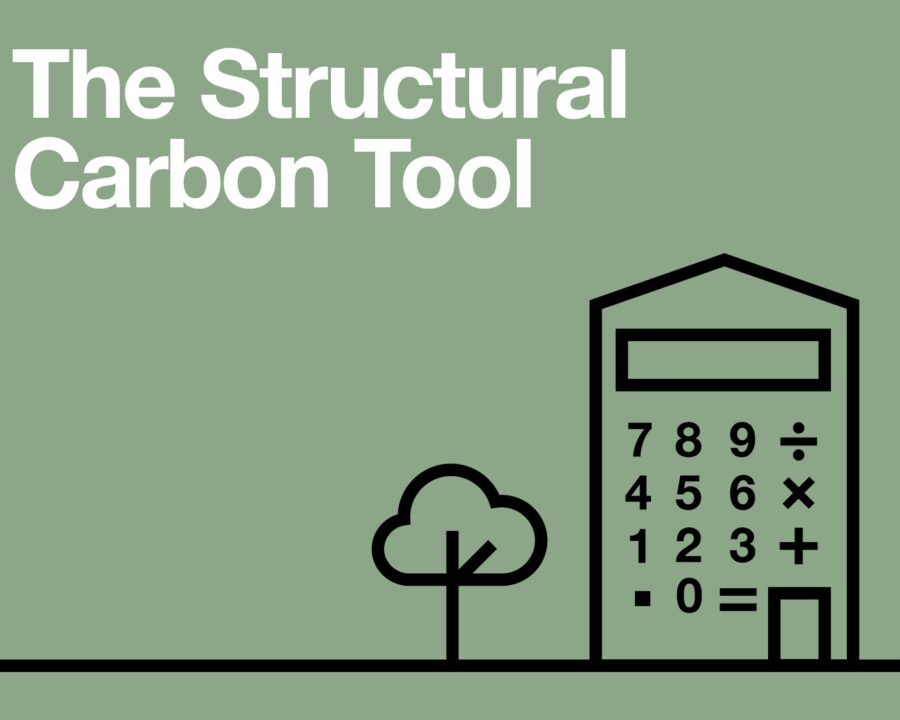 The Structural Carbon Tool goes live!