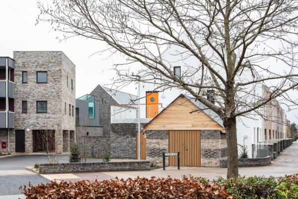 Marmalade Lane receives two awards from The Cambridge Forum for Construction Industry