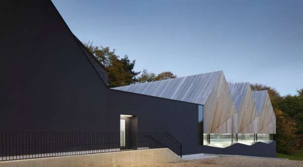Alfriston School swimming pool featured in 'The Structural Engineer'