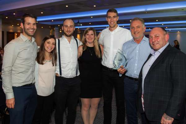 BCO NextGen Award winners