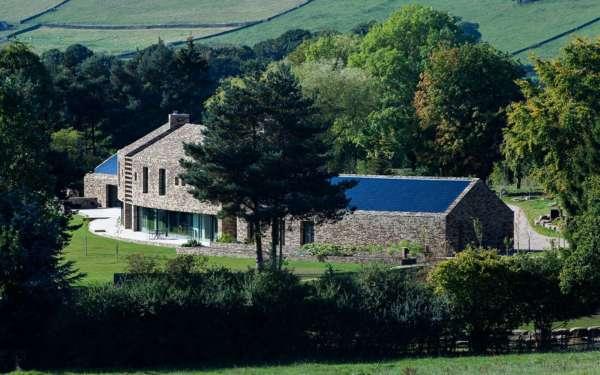 Structural Timber Awards - Contour House