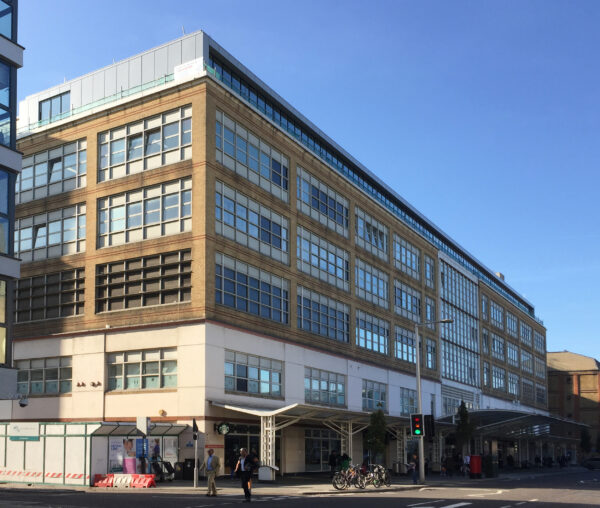 Chelsea and Westminster Hospital expansion increases COVID-19 care capacity
