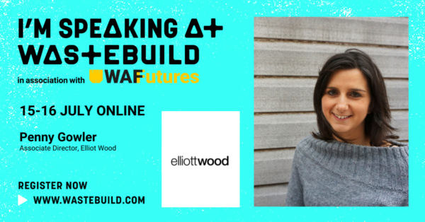 Penny Gowler to speak at WasteBuild EVERYWHERE