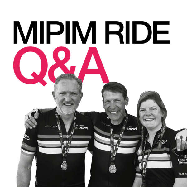 Reflecting on the Club Peloton Cycle to MIPIM 2018