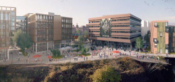 Riverside Sunderland