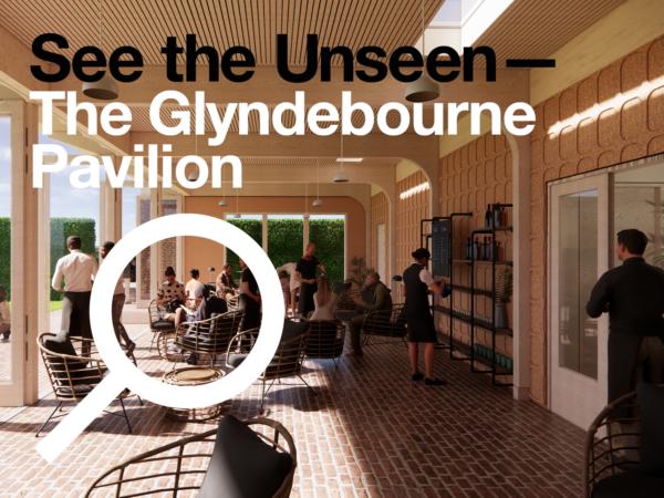 Event: The Glyndebourne Pavilion