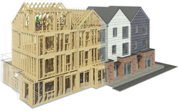 Structural Timber Award Win