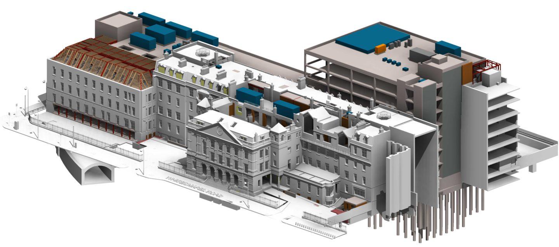 Whitechapel Civic Centre, London
