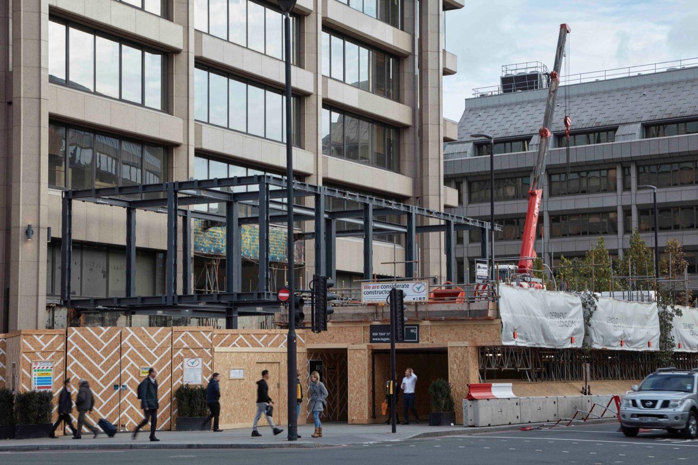 The Whitechapel Building, Whitechapel