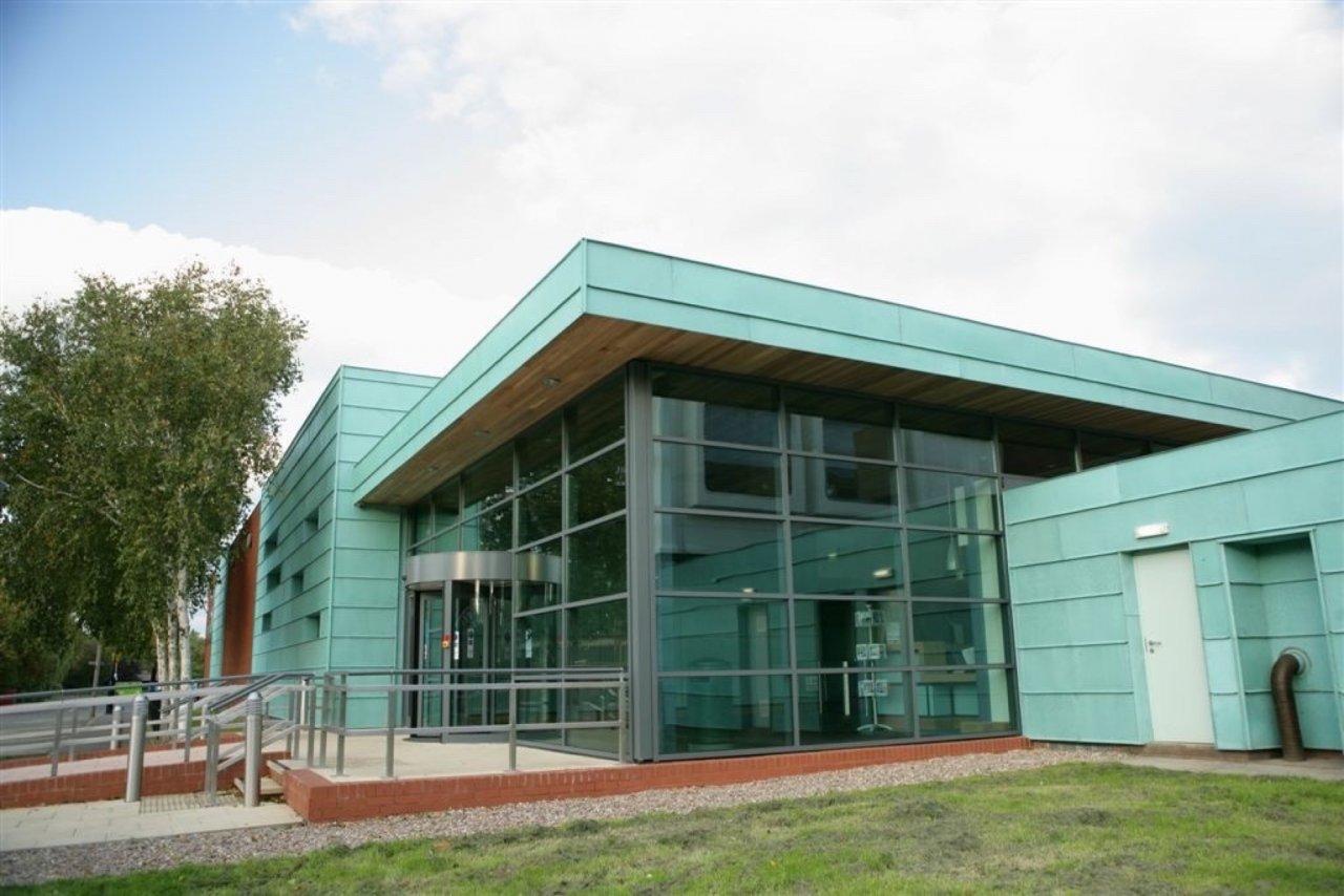 Meadowside Leisure Centre, Burton Upon Trent