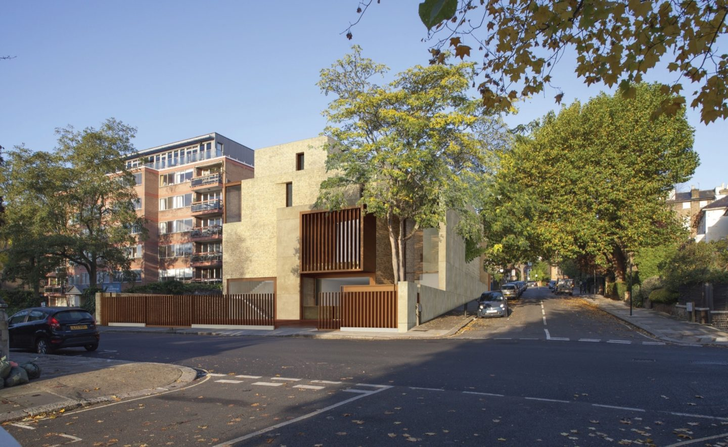 South Hampstead Synagogue, London