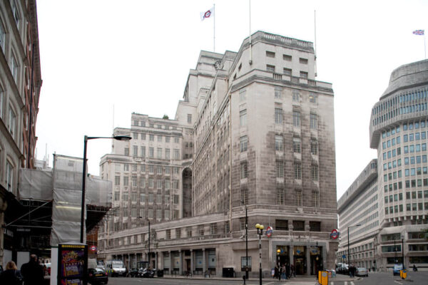 Planning consent for 55 Broadway