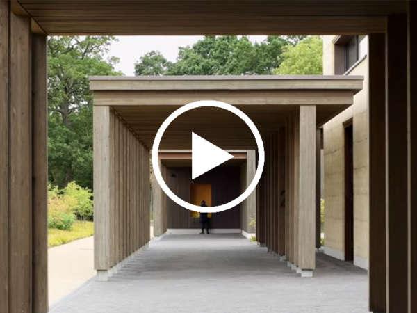 RIBA Stirling Prize 2018: Bushey Cemetery