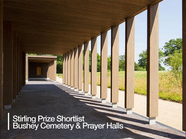 The RIBA Stirling Prize Shortlist