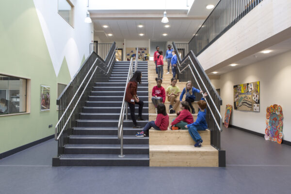 Rebuilding our education system and spaces