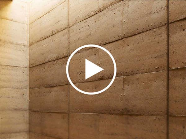 Bushey Cemetery Rammed Earth Time-lapse