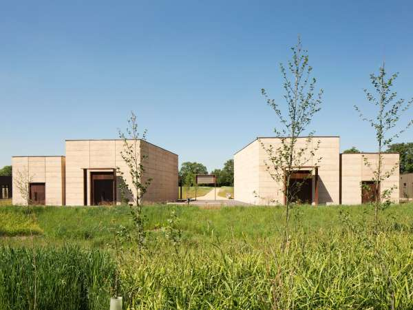 Bushey Cemetery awarded at the World Architecture Festival 2017
