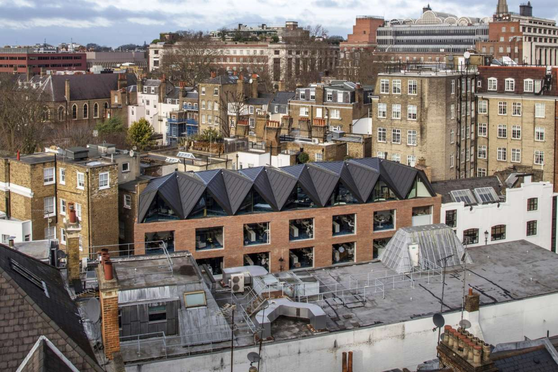 12-14 Ansdell Street, London