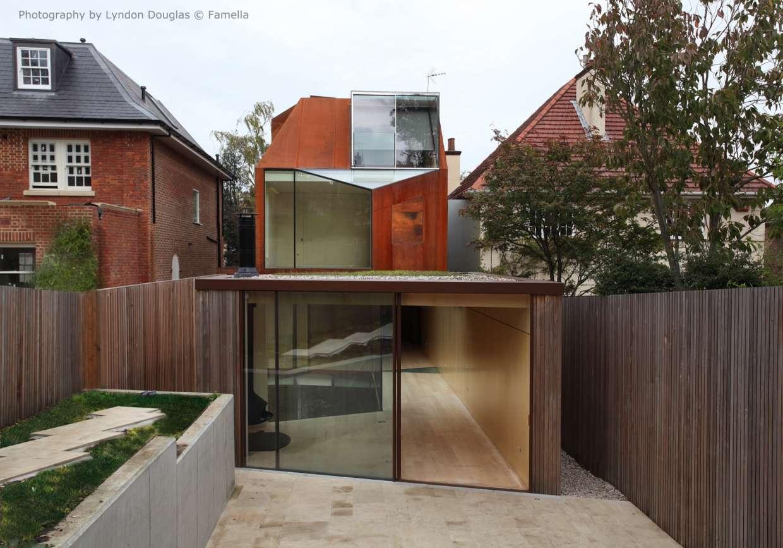 Cor-Ten House, London