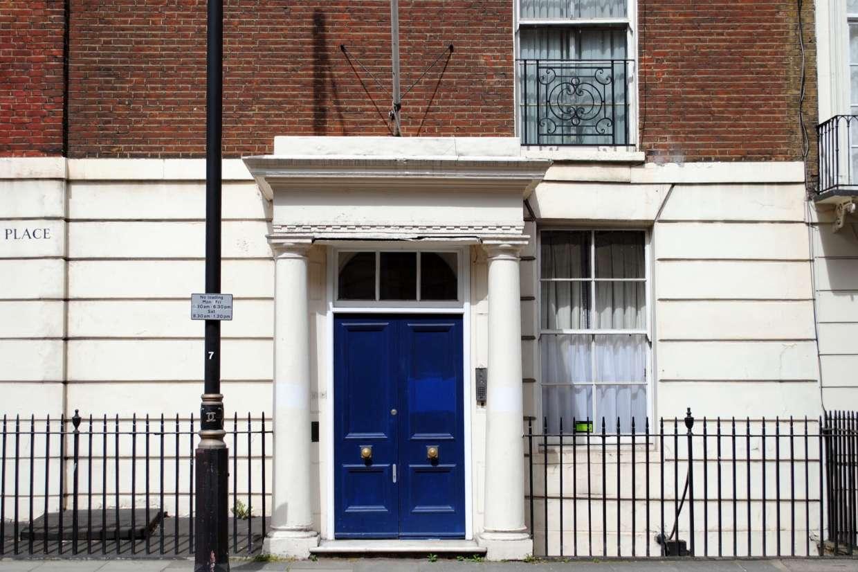 Great Cumberland Place, London