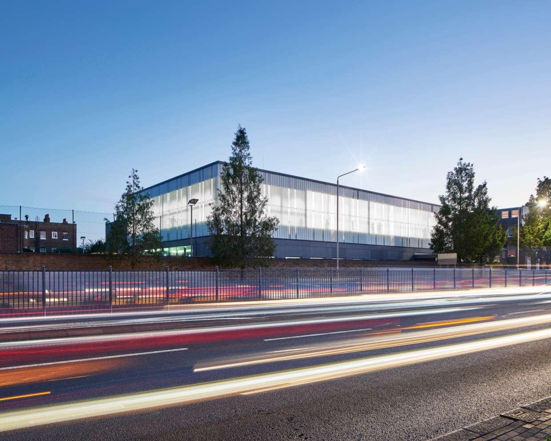 Latymer Upper School Sports Hall, West London
