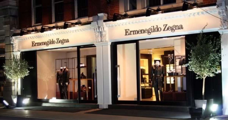 Zegna, London